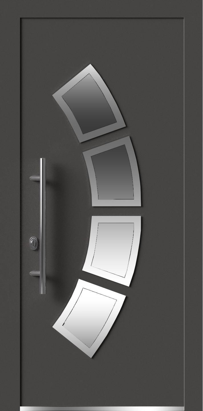 Дверь в дом из газосиликата Calida Basic