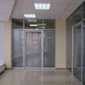 Промышленные алюминиевые двери