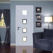 Дверь в кирпичный дом Calida Basic