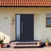 Теплая дверь Calida Lines