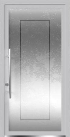 Уличная дверь  Calida Glass