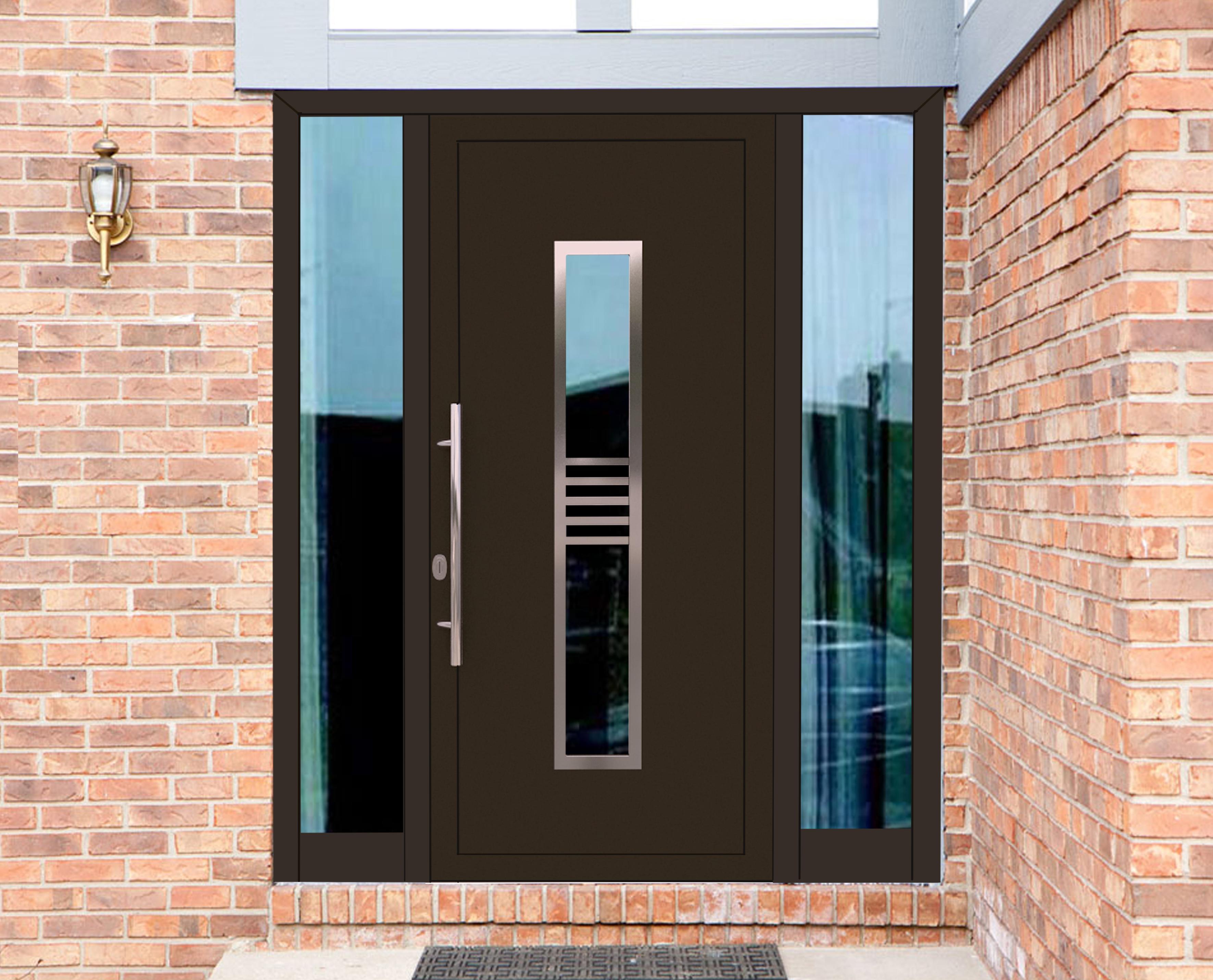 входные двери в панельных домах