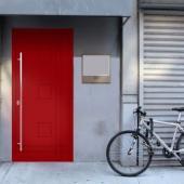 Непромерзающая дверь Calida