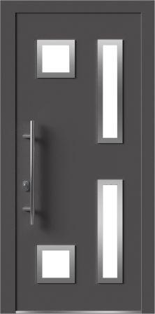 Дверь со скрытыми петлями Calida Basic