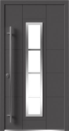 Непромерзающие двери Calida Composite