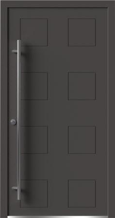 Непромерзающая дверь Calida Lines