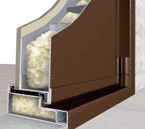 Алюминиевые двери своими руками